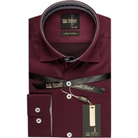 New York Luxury Cotton Mens Shirt