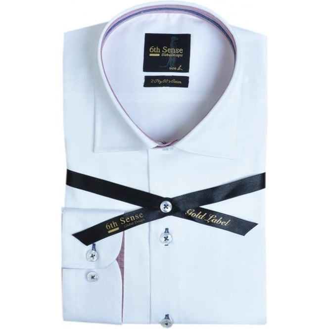 6th Sense Phoenix Luxury Cotton Mens Shirt