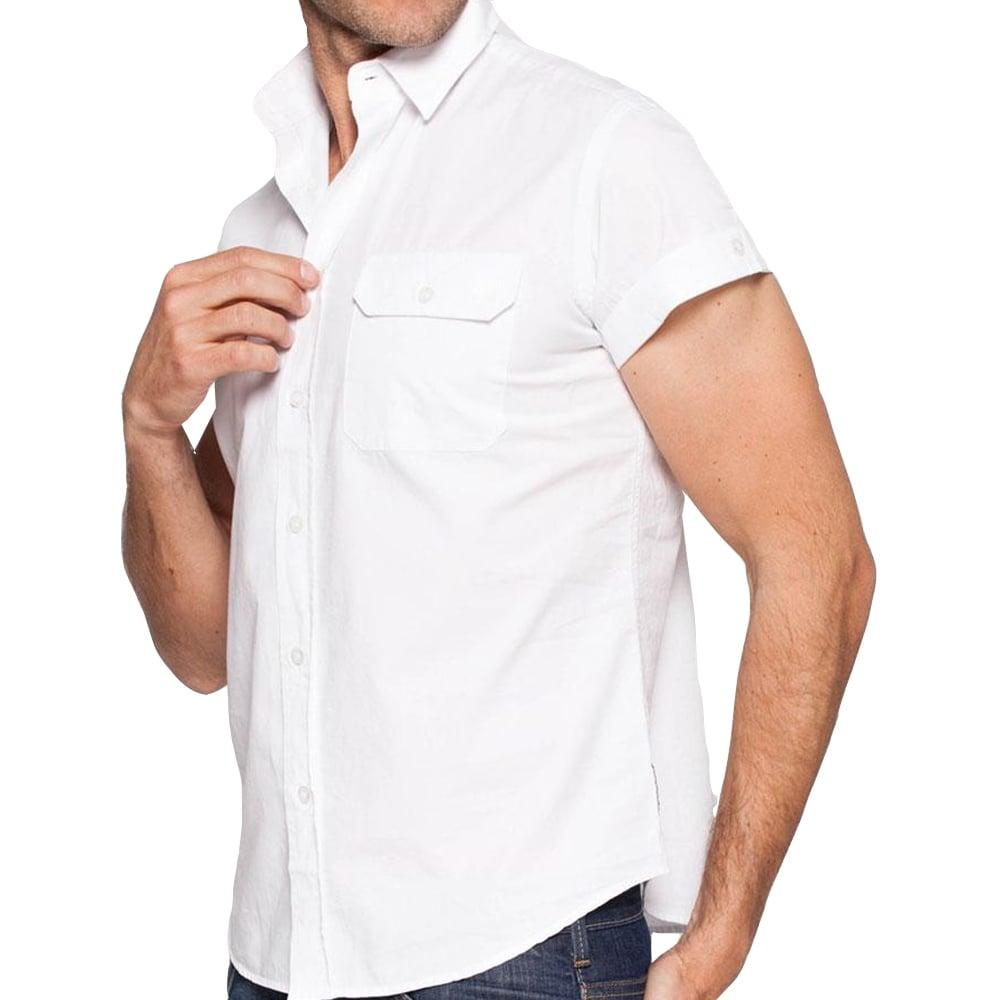 Armani Jeans Shirts Armani Short Sleeved Shirts The