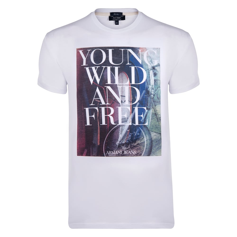 10412b70 Armani Jeans T-Shirts | Armani T-Shirts | The Shirt Store