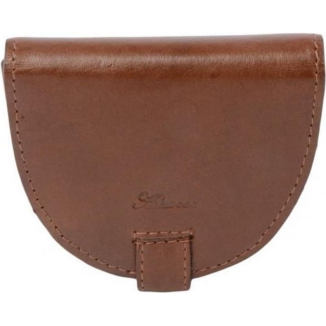Ashwood Chelsea Mens Leather Coin Purse