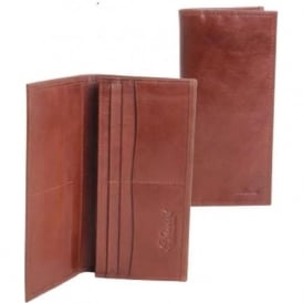 Chelsea Mens Leather Travel Wallet