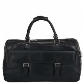 Ashwood Francis Large Travel Holdall Leather Bag