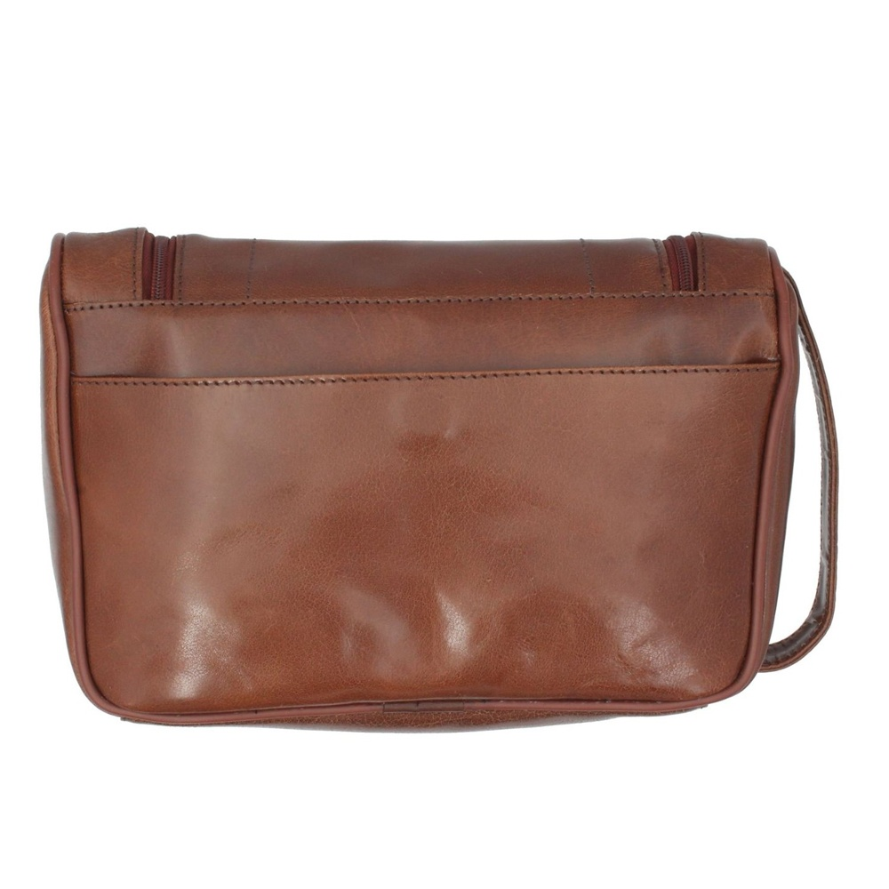 c70a9f45c6b Ashwood Leather Hanging Washbag