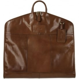 Ashwood Harper Leather Suit Carrier