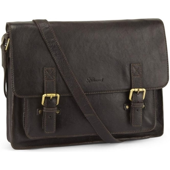 Ashwood Josh Leather Satchel