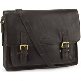 Josh Leather Satchel