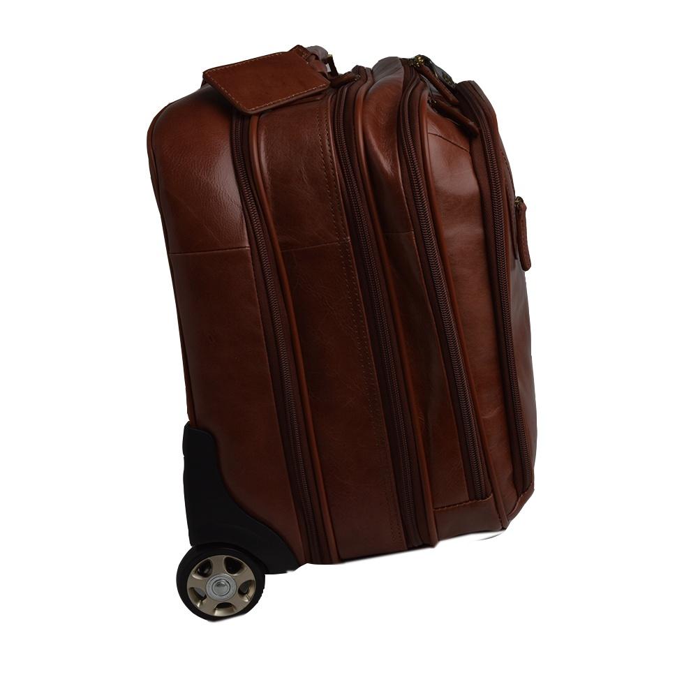 ashwood leather trolley case for men the shirt store. Black Bedroom Furniture Sets. Home Design Ideas