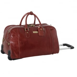 Ashwood Knightsbridge-Wheeled Travel Holdall
