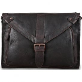 Paddington-Rhode Leather Mens Messenger Bag