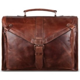 Paddington-Tycho Leather Mens Briefcase