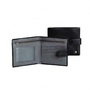 49af2dc64f758 Richmond Zip Pocket Leather Mens Wallet. Ashwood ...