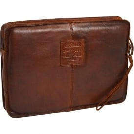 Shoreditch Leather Laptop Sleeve