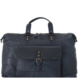 Spitalfields Large Vintage Wash Weekend Holdall
