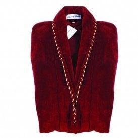1896a8e5e2 Earl Mens Luxury Egyptian Cotton Velour Dressing Gown
