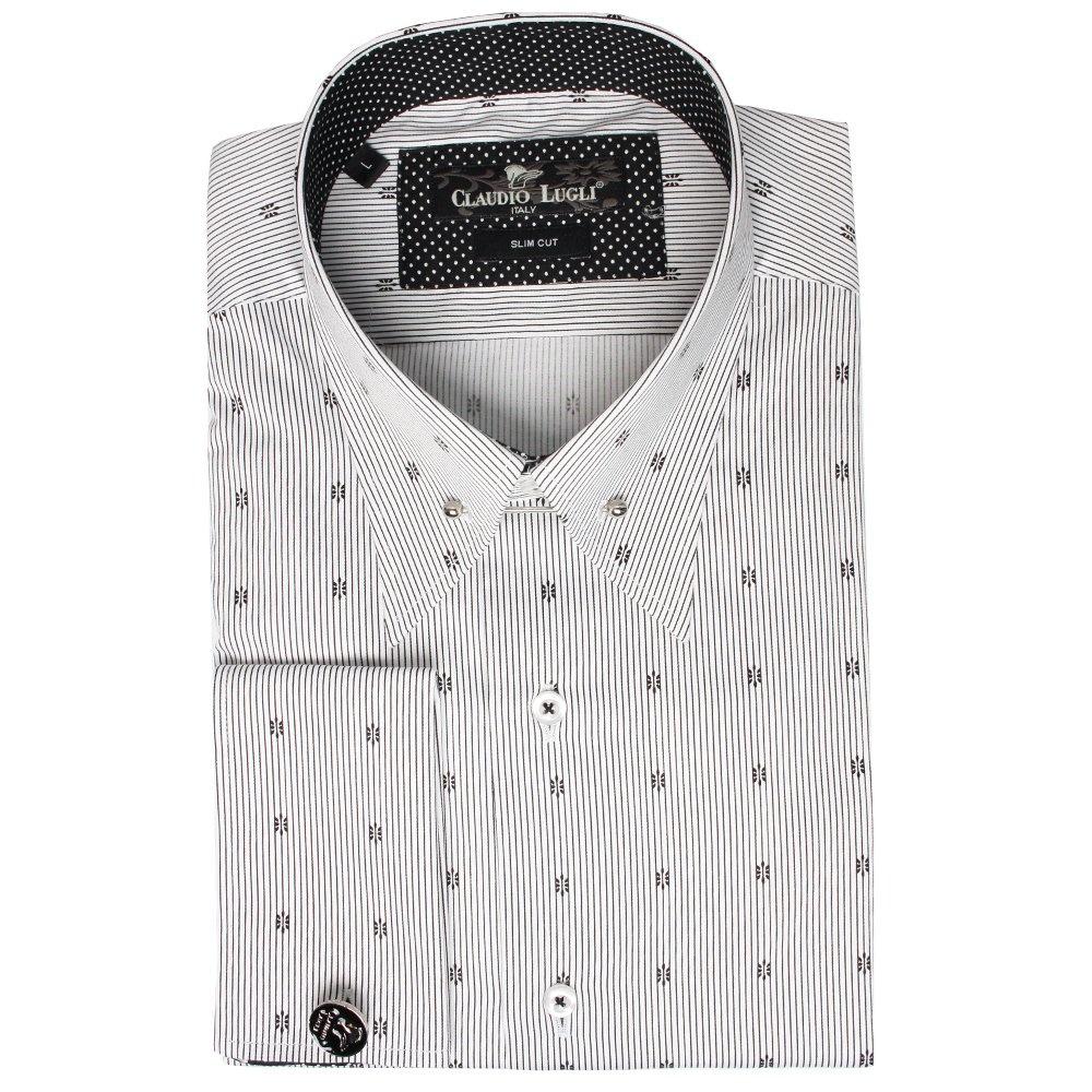 Buy Italian Shirts The Shirt Store Online Buy Mens Pin Collar