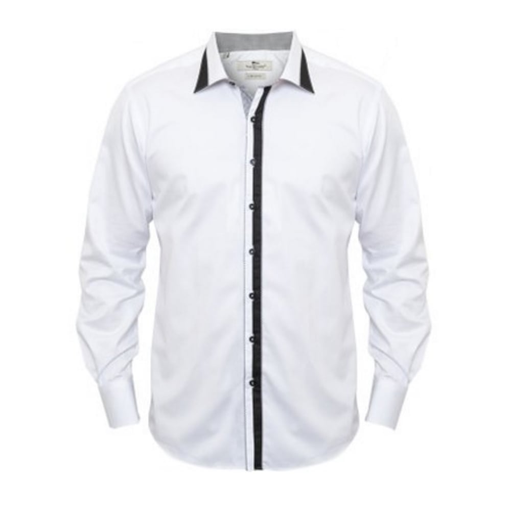 Claudio Lugli Mens Shirts | CP5867 | White Shirts | The Shirt Store