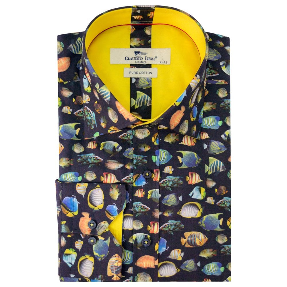 bec50ed2bf27 Mens Shirts With Fish Print – EDGE Engineering and Consulting Limited