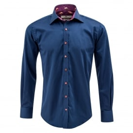 Flamingo Trim Mens Shirt