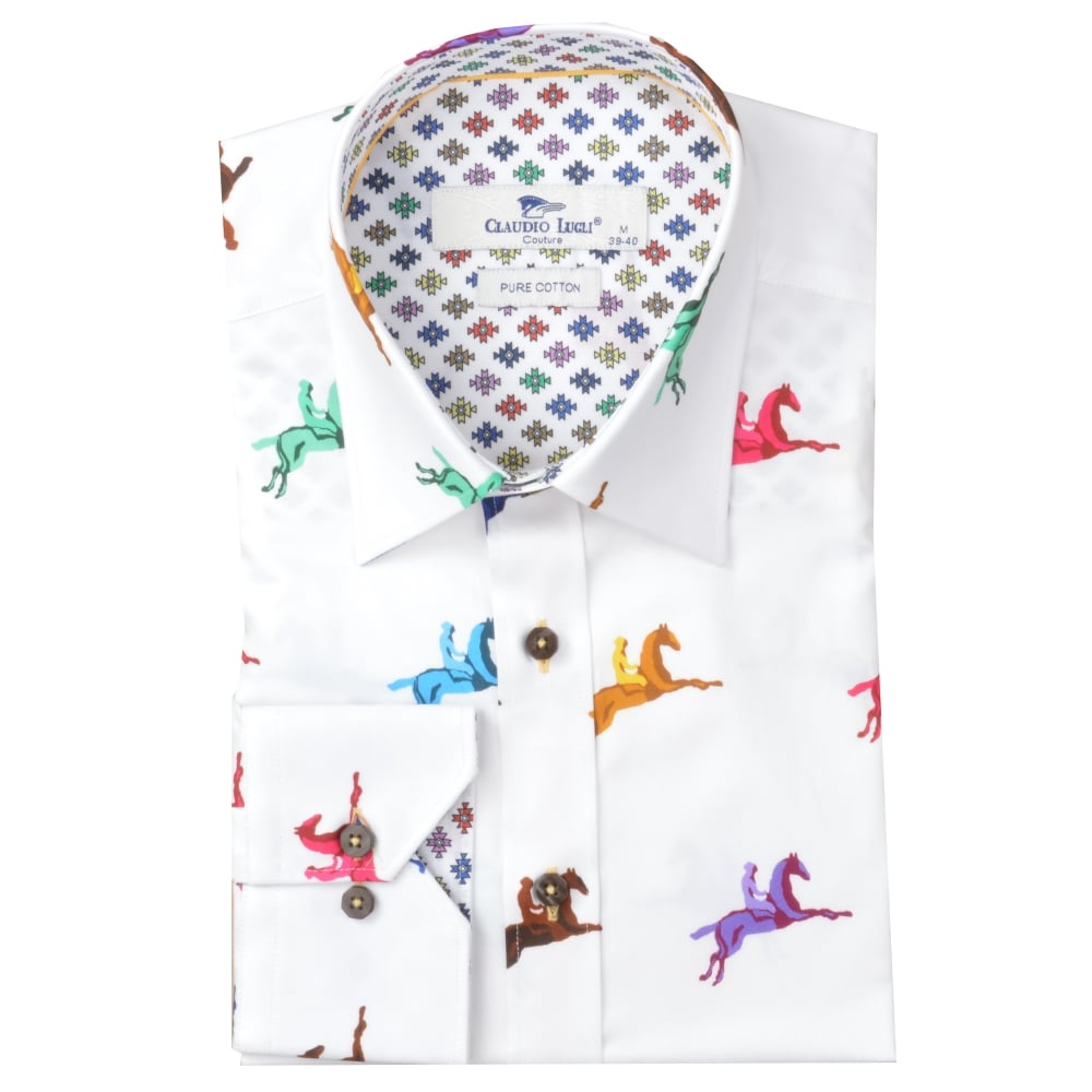 Mens 100 Cotton Dress Shirts