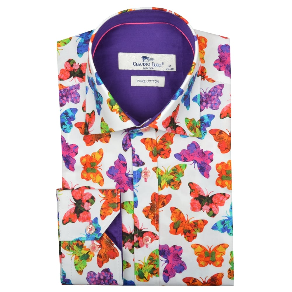 Lacoste Shirts Mens