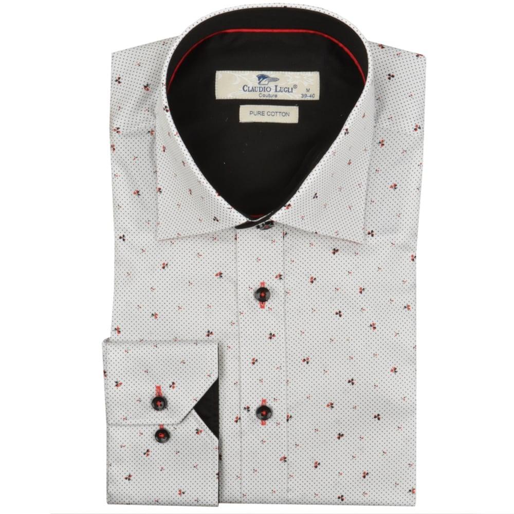 Claudio Lugli Mens Shirts | Mens Patterned Shirts | The Shirt Store
