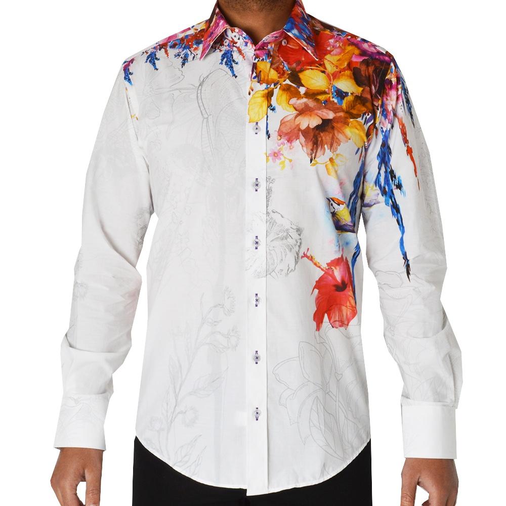 Claudio Lugli Shirts For Men Cp6078 Shirt The Shirt Store