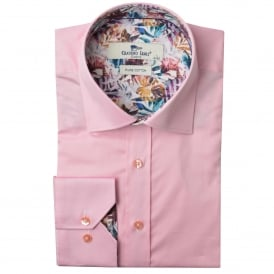 Tropical Trim Mens Shirt