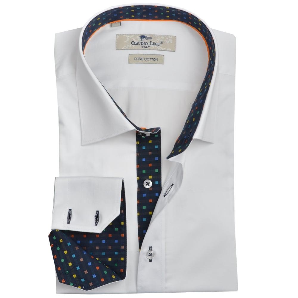 Claudio Lugli CP5980 Mens Shirts | The Shirt Store | 5XL Shirts|XXXXXL