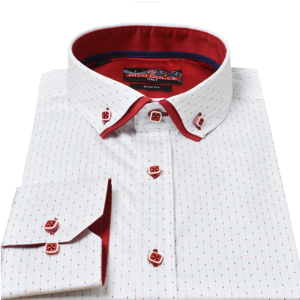 dolce double collar mens shirts the shirt store