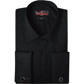 Twill Double Cuff Mens Shirts
