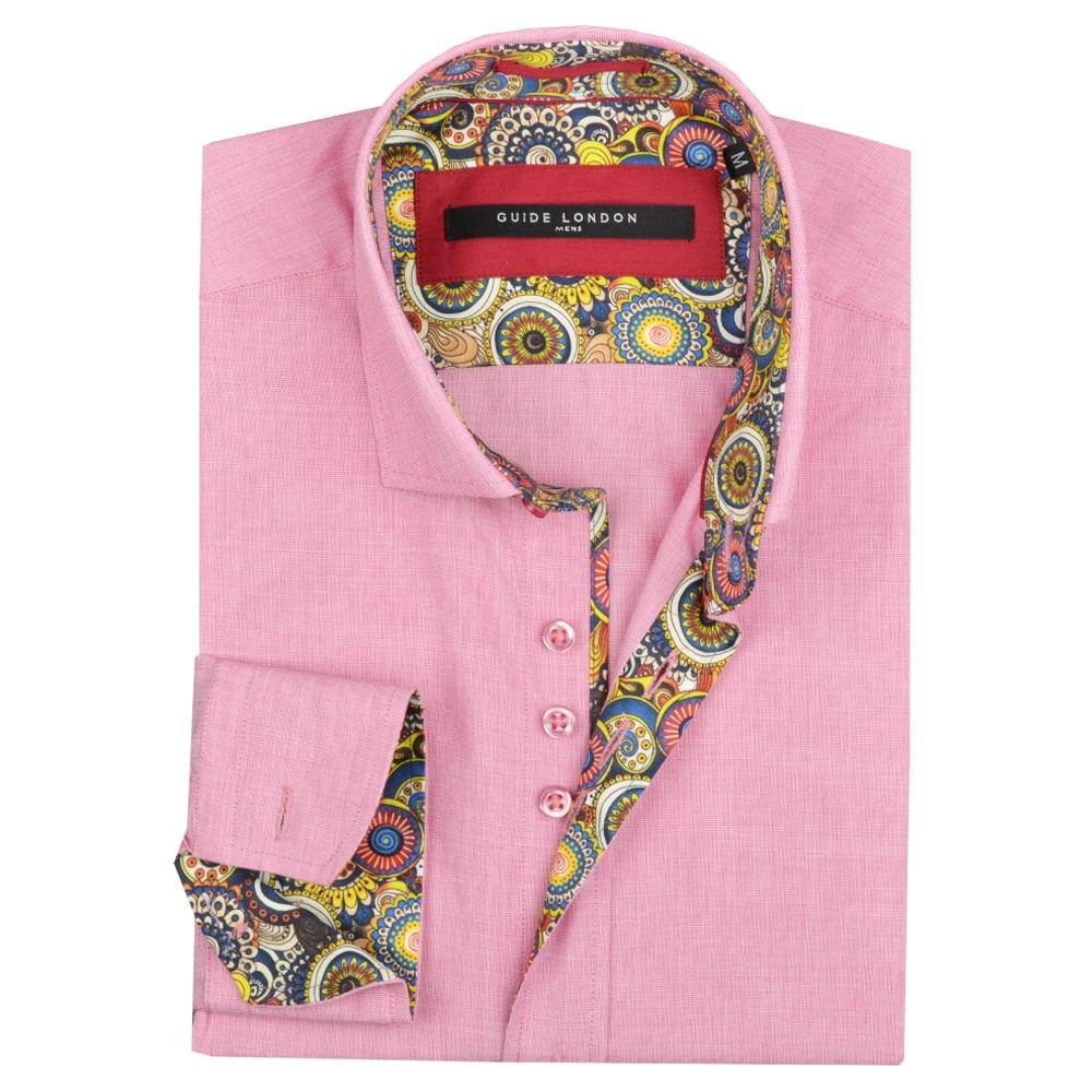 Guide London Mens Shirts | The Shirt Store Official Stockists