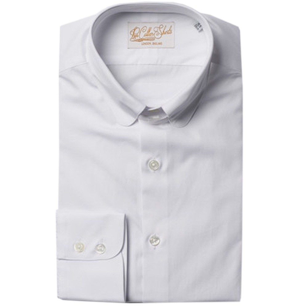 Hawkins And Shepherd Pin Collar Shirts The Shirt Store