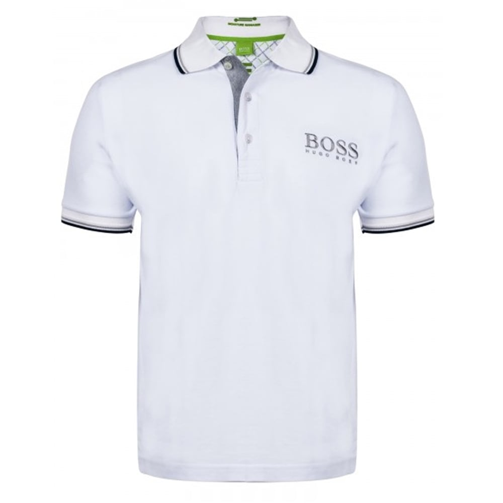 boss polo shirts uk