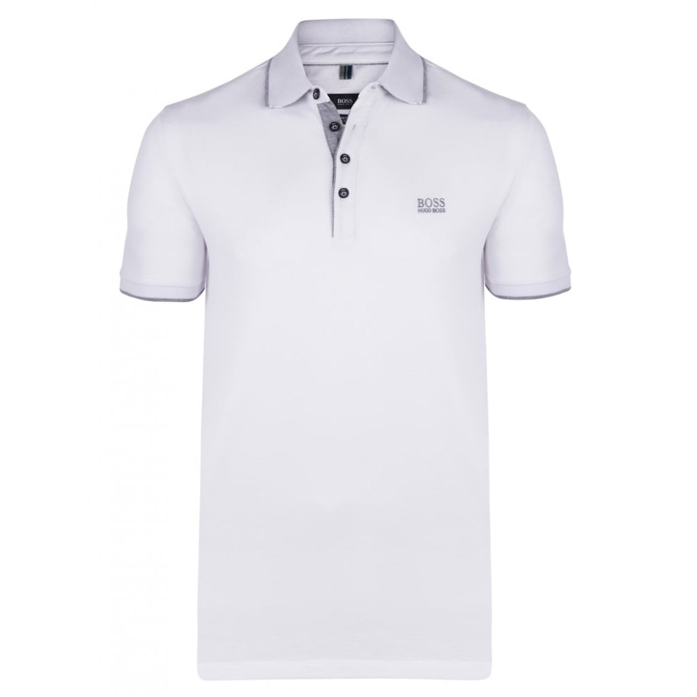 Hugo boss mens polo t shirts the shirt store for Mens collared t shirts