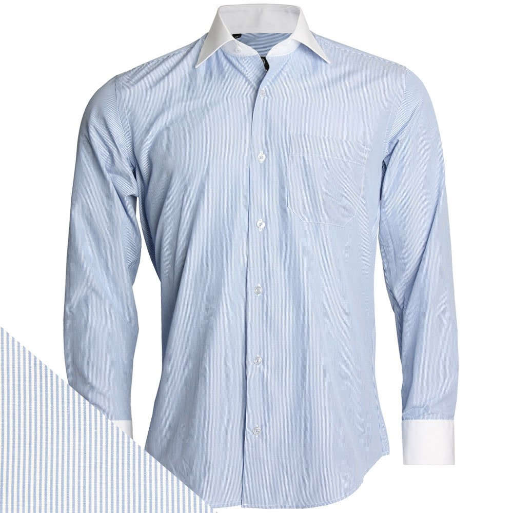 Buy Mens Classic Stripe Shirt | JD-139 Shirt