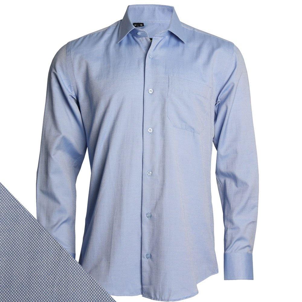 Classic Plain Shirt in Royal Blue 08c59f5cb
