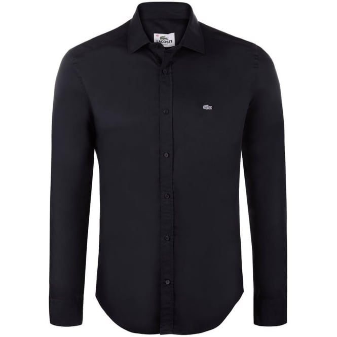 Lacoste Black Mens Shirt