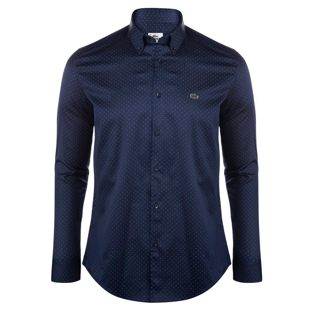Lacoste Mens Shirts | The Shirt Store