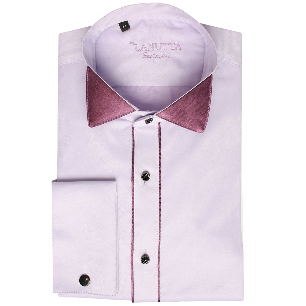 Buy Mens Wing Collar Tuxedo Shirt Daniel Rosso Dr 518 Shirt The