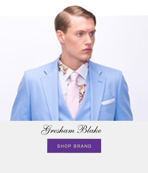 Gresham Blake Mens Shirts