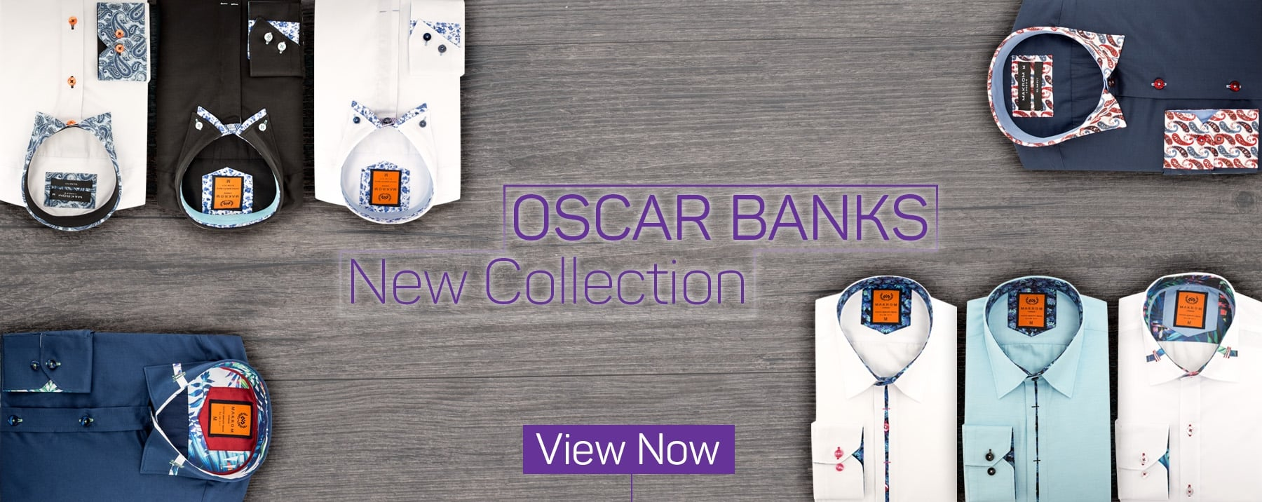 NEW IN OSCAR BANKS