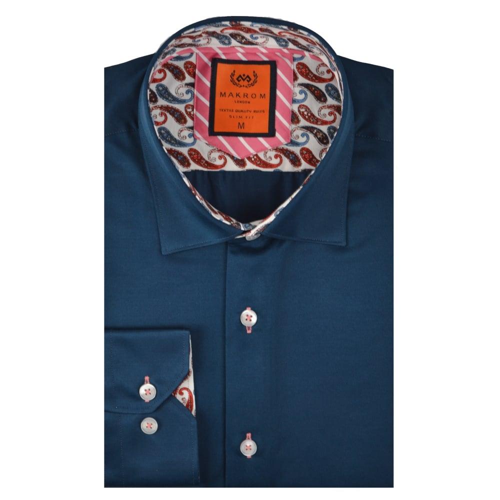 2e09e6dc034 Oscar Banks Mens Designer Shirts