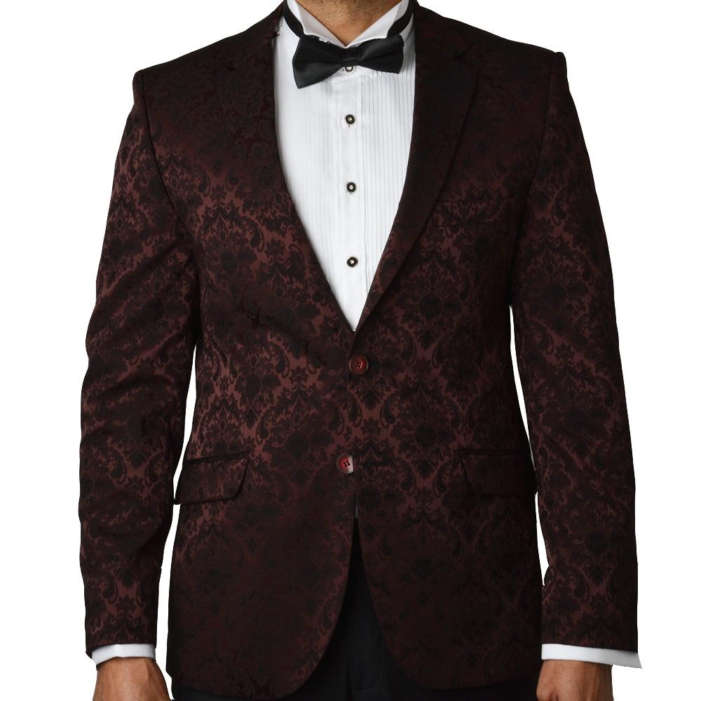 Brocade Mens Evening Blazer By Oscar Banks OB117