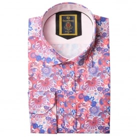 Summer Paisley Mens Shirt