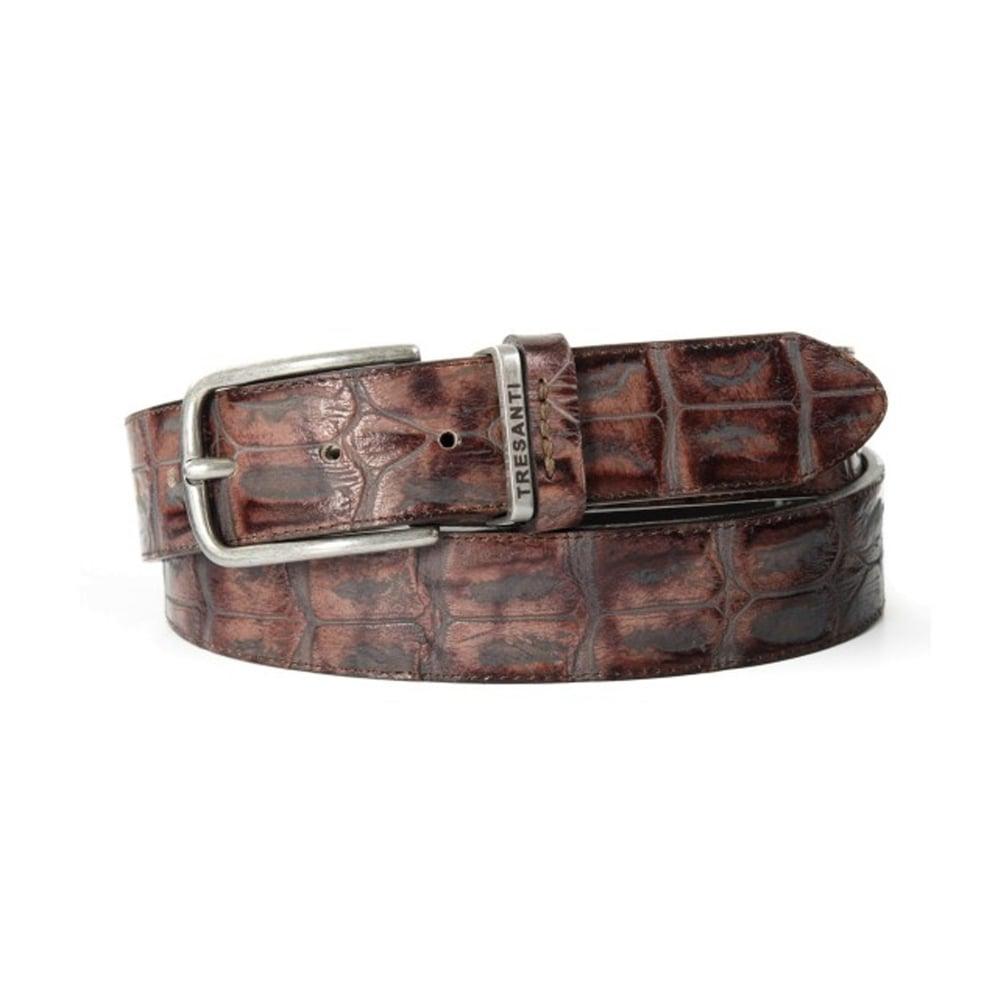 9c156ee5625 Mens Italian Leather Belts   Tresanti Belts   The Shirt Store
