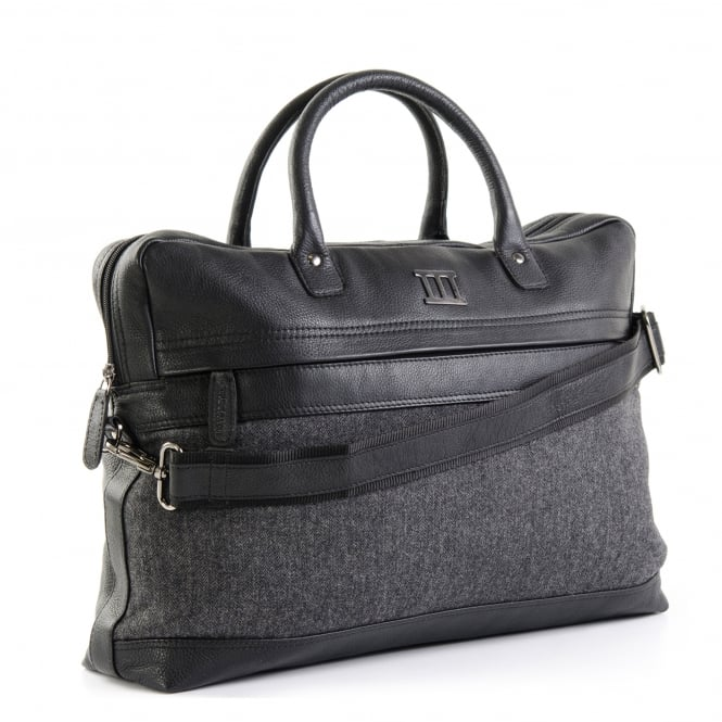 Tresanti Mens Leather Portfolio Bag