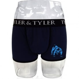 Barry Bull Dog Jersey Boxer Shorts