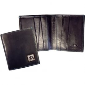 Barry Bull Dog Leather Jeans Wallet