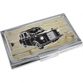 Cabbie Business Card Holder